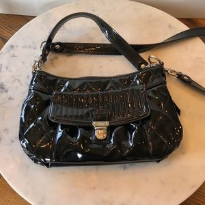 Coach Patent Leather Purse/crossbody